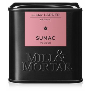 Mill & Mortar BIO Sumac Powder (50g)