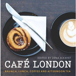 Cafe London - brunch, lunch, coffee and afternoon tea
