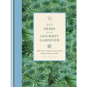 Octopusbooks RHS Herbs for the Gourmet Gardener