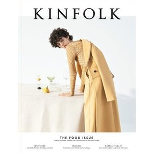 Kinfolk - volume 25 - The food issue