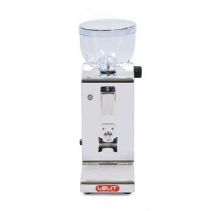 Lelit Fred44 RVS coffee grinder