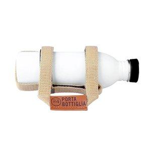 24 bottles Porta Bottiglia Sabbia