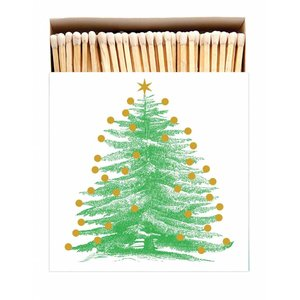 Archivist Gallery Christmas Tree matches