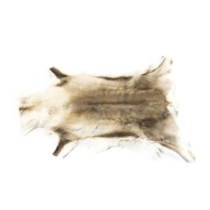 The Organic Sheep Reindeer skin