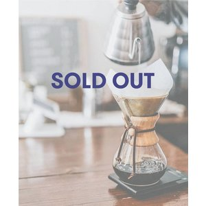 brander Workshop Slow Coffee - 9 september 2018