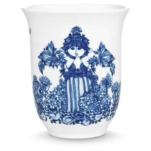 Bjørn Wiinblad Thermo cup, Cecilia, blue, 31cl
