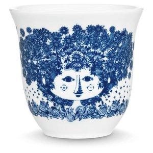 Bjørn Wiinblad Thermo cup, Felicia, blue, 25cl