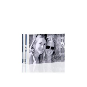 XLBoom Acrylic magnetic frame 15x10 clear