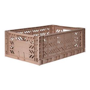 Ay-Kasa Maxi Box Warm Taupe