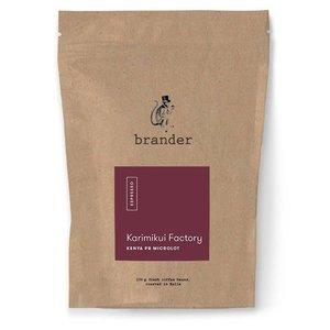 brander Karimikui Factory - Espresso