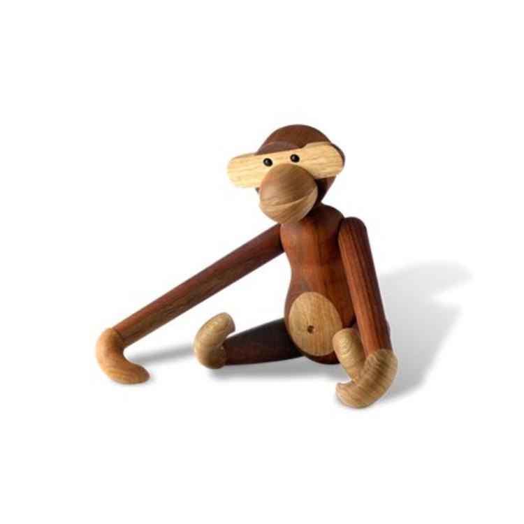 Ungdommelig Kay Bojesen Monkey, small - brander FD-53