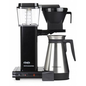 Moccamaster KBGT Black with Thermos
