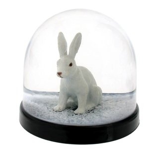 &klevering Wonderball white rabbit