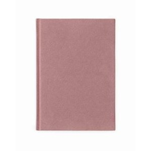 Normann Copenhagen Notebook velours small blush
