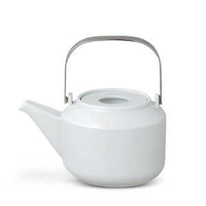 Kinto LT teapot 600ml white