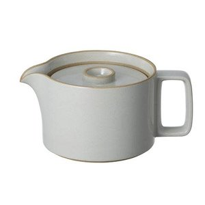 Hasami Tea Pot Gloss Grey S