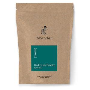 brander Cedros de Palmira - Espresso