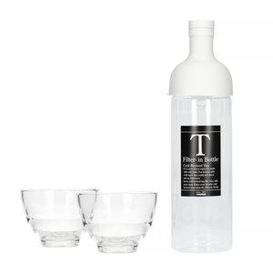 Hario Hario Filter-In-Bottle + Glass Set