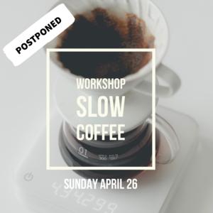 brander Workshop Slow Coffee
