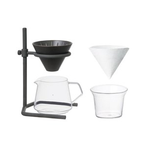 Kinto SCS-S04 Brewer stand set 2 cups