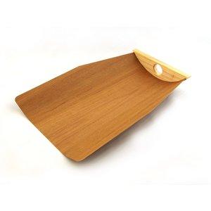 Takada Tawashi natural wood dustpan L