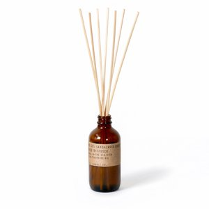 P.F. Candle Co. Sandalwood Rose 3 oz Reed Diffuser