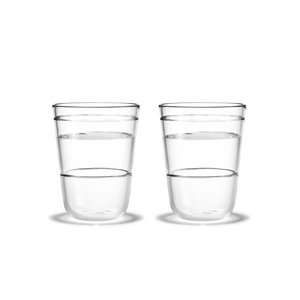 Holmegaard Scala Drinking glass, 2pc., 30cl