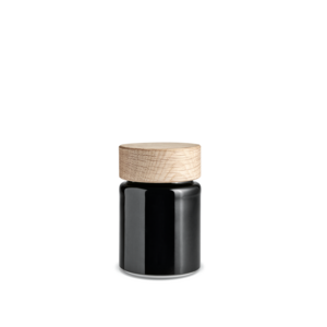 Holmegaard Pepper mill, 75 ml, black