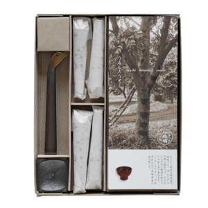 Daiyo Takazawa urushi gift set
