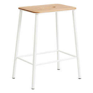 Frama CPH Adam Stool Oak/White