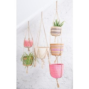 The Basket Room Padma single tier plant hanger