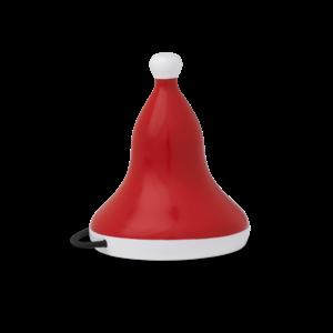 Kay Bojesen Santa's cap small red/white