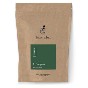 brander Finca El Suspiro- Espresso