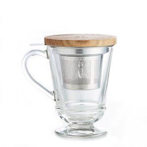 La Rochère Tea Infuser Mug bee