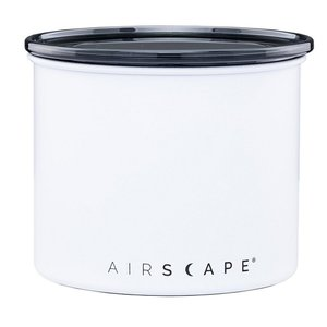 Airscape Storage Canister 250g Matte White