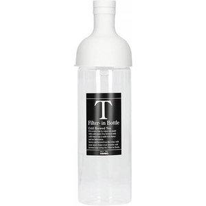 Hario Filter-in-bottle - cold brew tea maker White
