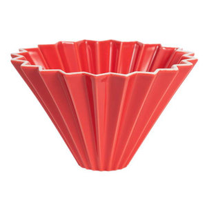Origami Dripper S Red