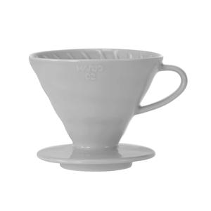Hario V60-02 Ceramic Coffee Dripper White