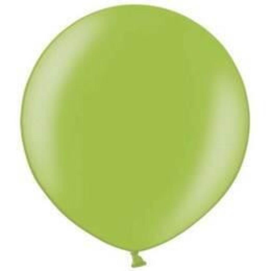 Ballon jumbo felgroen 90cm