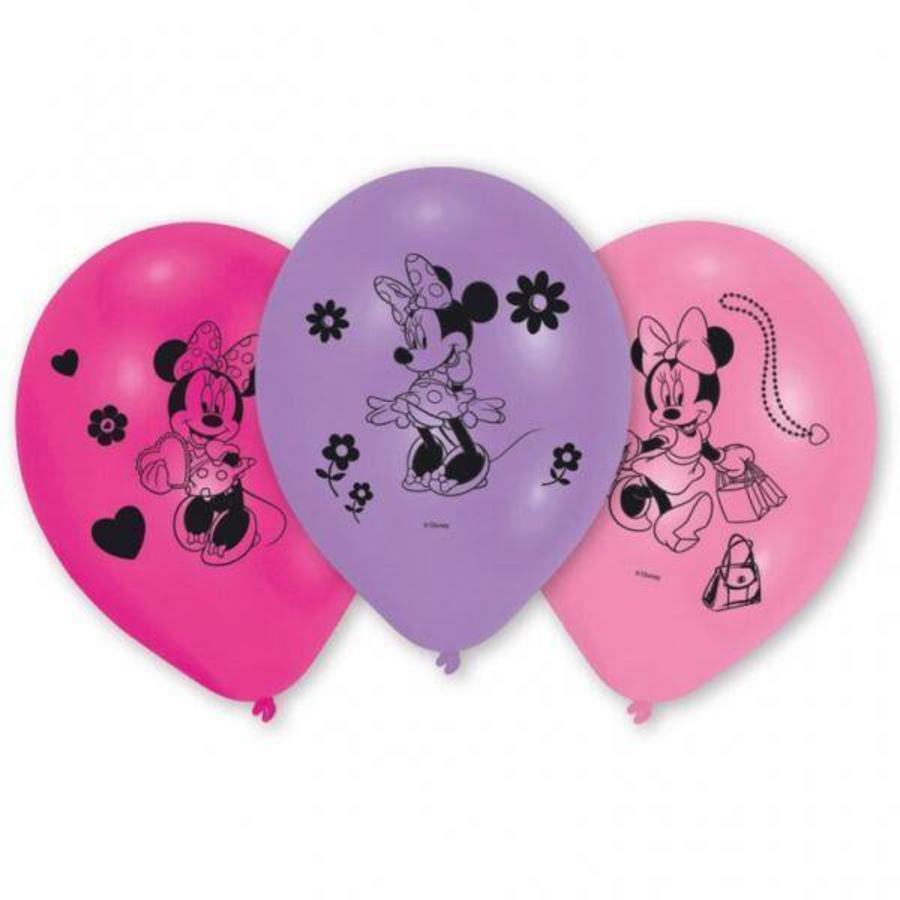 Ballonnen Minnie Mouse