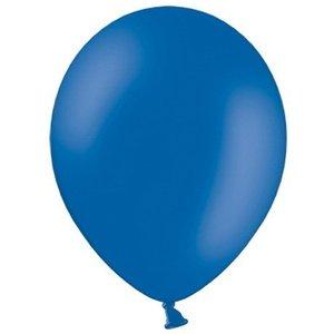 Ballonnen donkerblauw 10 stuks