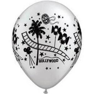 Ballon Hollywood 5 stuks