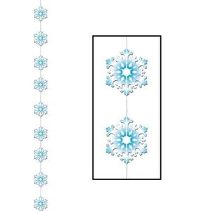 Hangdecoratie Sneeuwvlok Stringer