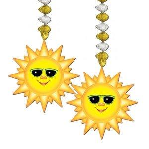 Hangdecoratie Danglers Sun