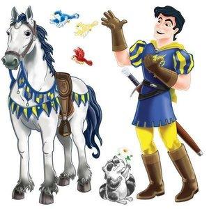 Scenesetter Prins met paard