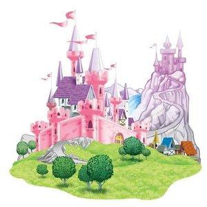 Scenesetter Prinsessen kasteel