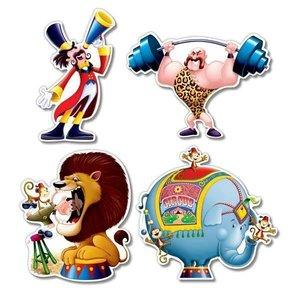 Feestdecoratie Circus