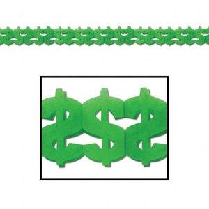 Slinger papier Dollar tekens
