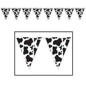 Vlaggenlijn koe
