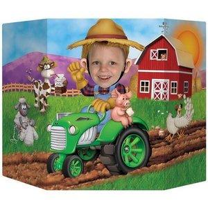 Selfie Decor Boerderij tractor